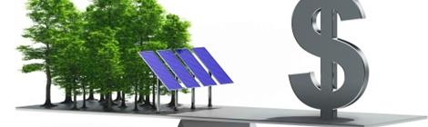 contributi fotovoltaico, finanziamento pannelli solari