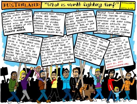 Marcia per il clima 21 settembre
