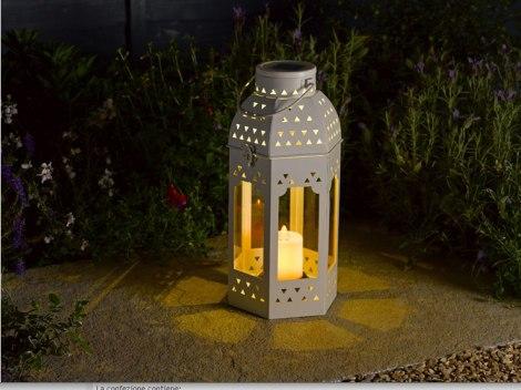 """Lanterna solare """"Le Mille e una Notte"""""""