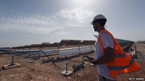 impianto fotovoltaico Marocco