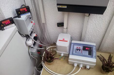 quadro di commutazione per impianto fotovoltaico