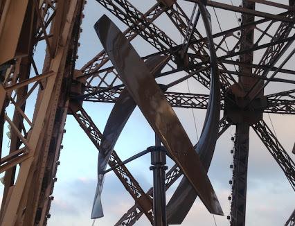 Generatore eolico Parigi