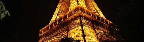 Illuminazione LED Torre Eiffel