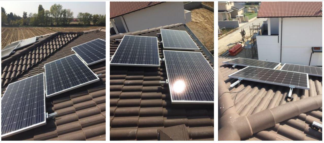 Schema Elettrico Impianto Fotovoltaico 6 Kw : Kit solare a isola ad accumulo da kw con batterie al lifepo